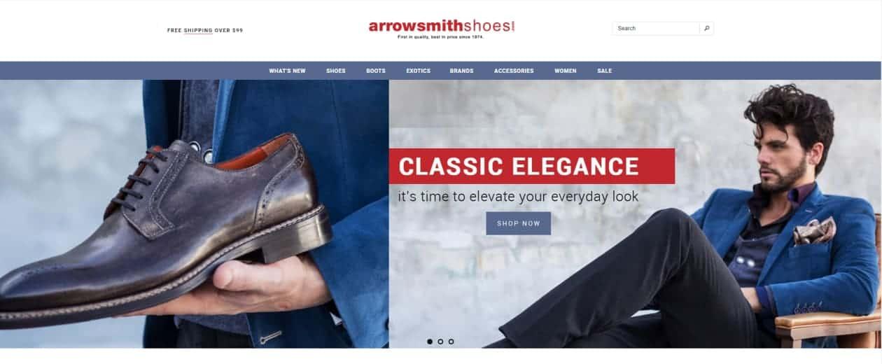 arrowsmith shoes skokie il